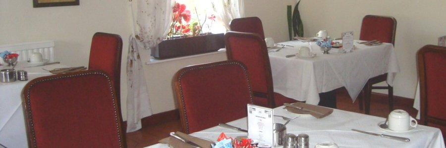 Firs Hotel Hitchin Breakfast Room and Bar