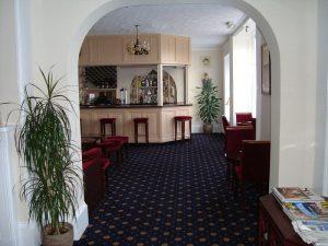 Firs Hotel Hitchin Bar