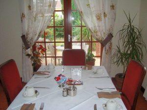 Firs Hotel Hitchin Breakfast