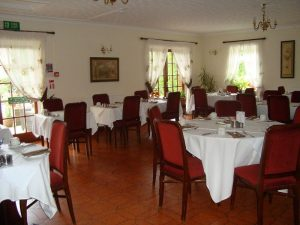 Firs Hotel Hitchin Dining Room