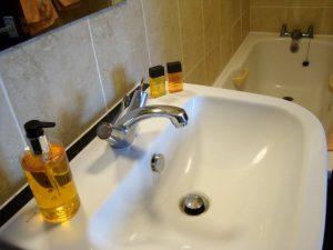 Firs Hotel Hitchin Bathroom