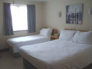 Firs Hotel Hitchin Bedroom